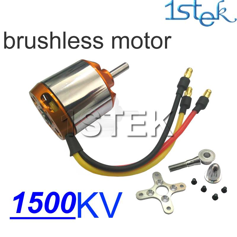 Brand new RC Motors 1500KV Outrunner Brushless Motor with mount For Quadcopter Hexicopter Multicopte