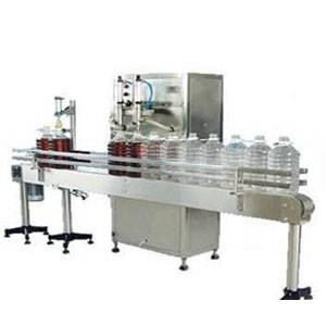 Blend Oil Filling Machine/ Lubricant Oil Filling Machine