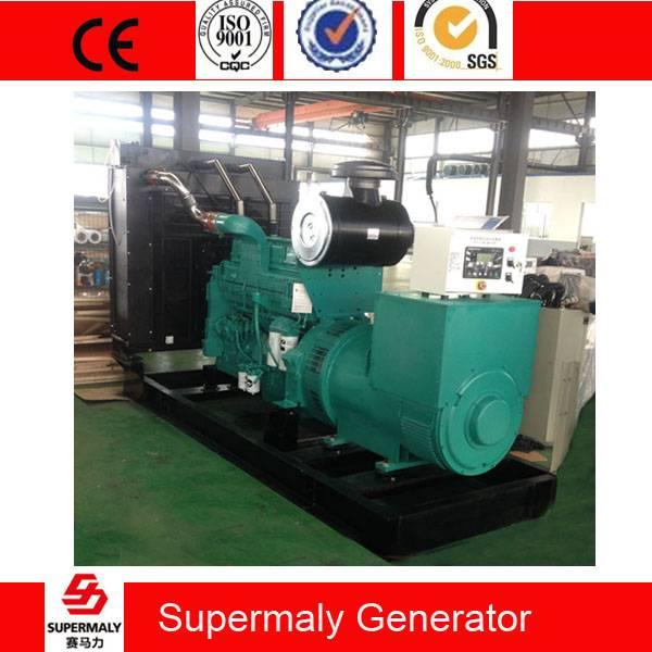 Original Cummins Diesel Generator 500KVA / 400KW by KTA19-G3A