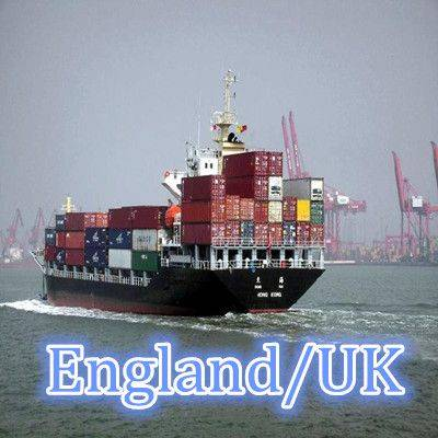sea freight shipping to England/UK  from Guangzhou/Shenzhen,China