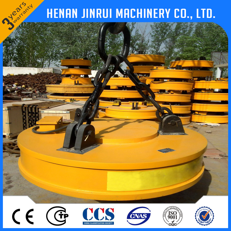 diameter 1.5m electromagnetic lifter cheap price