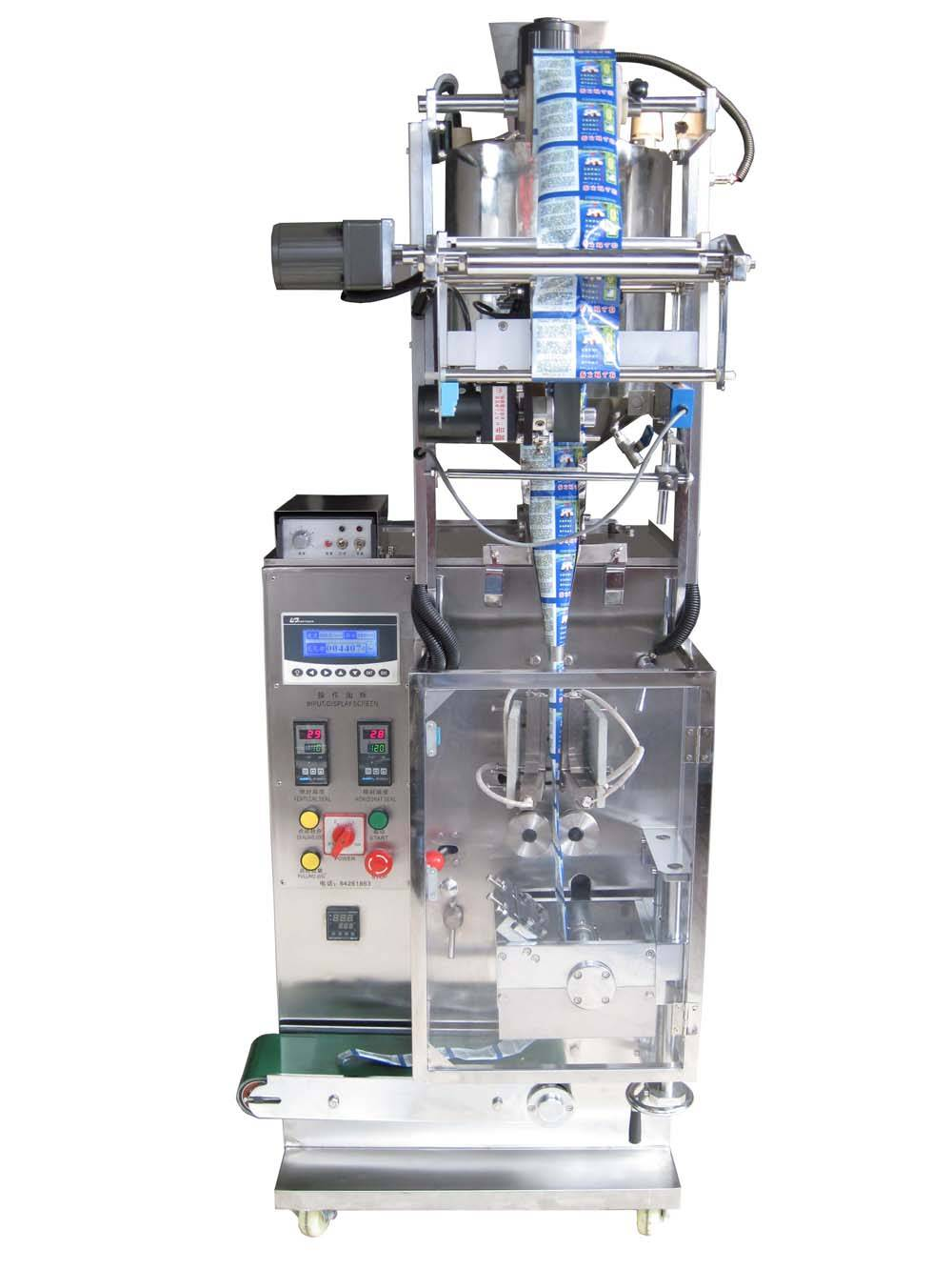 Rotating knife special packaging machine