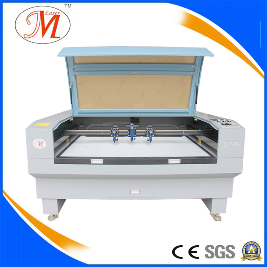 Multiple-Heads Laser Cutting Machine with Wide Work Table (JM-1590-3T)