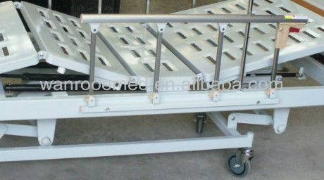 Three Cranks Manual Hospital Bed for sale