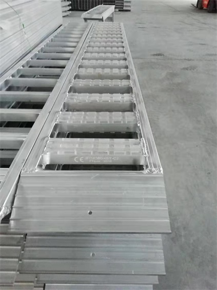 motorcycles loading ramps support to 9000KG