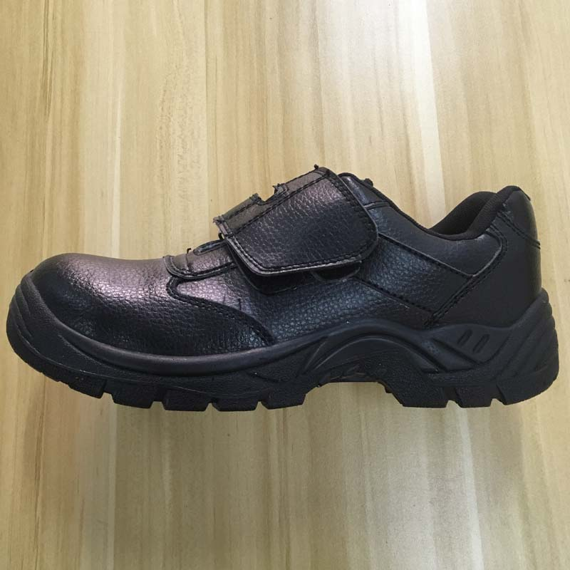 magic tape steel toe safety shoes