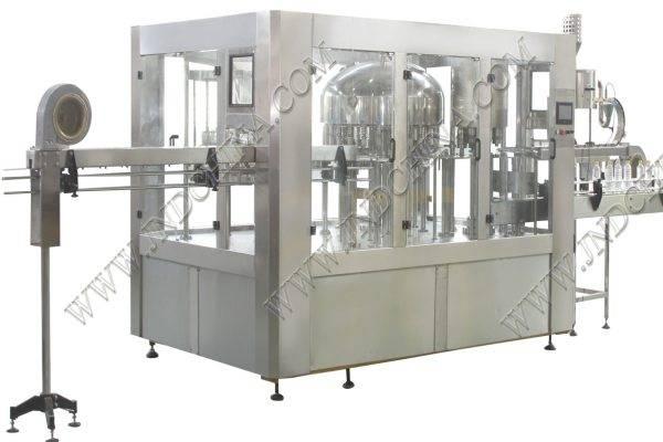 250ml-2L Bottle water filling machine CGF series