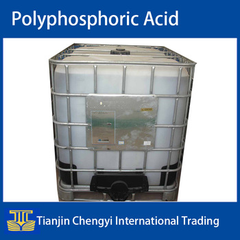 Supplier of high quality China made 95% polyphosphoric acid