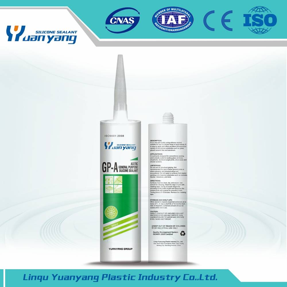 Acidic Silicone Sealant Products Water-proof Silicone Sealant
