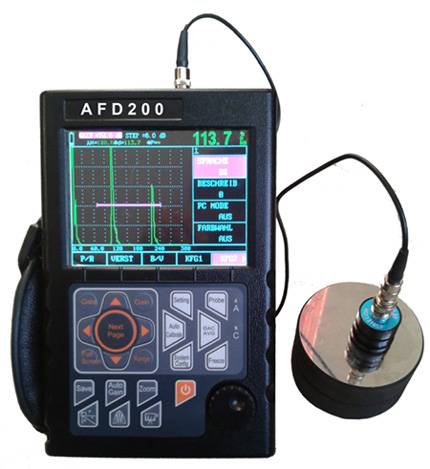AFD200 Ultrasonic Flaw Detector