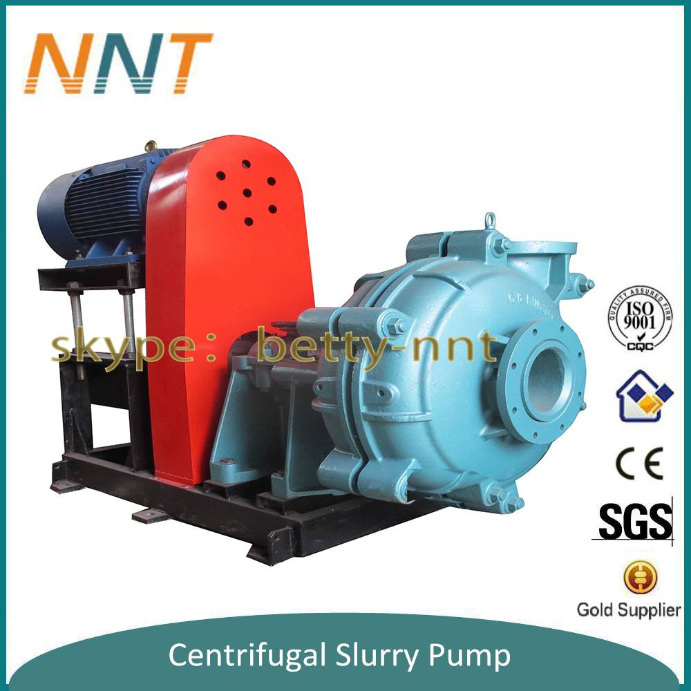 AH Warman mining Slurry pump