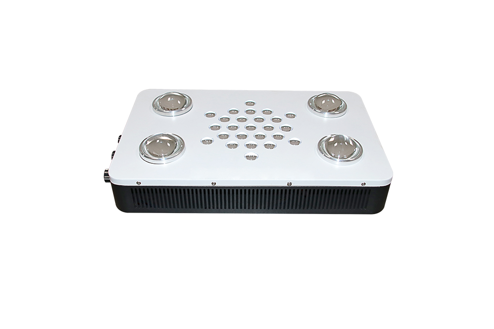 Custom led grow light BR435 525w Bridgelux 5w led & Briidgelux Epileds mixed COB led grow light