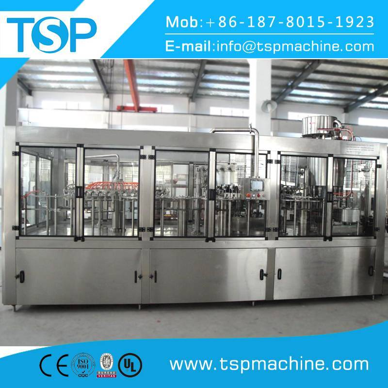 Rotary 5L automatic pet bottled mineral water filling machine price manufacturer