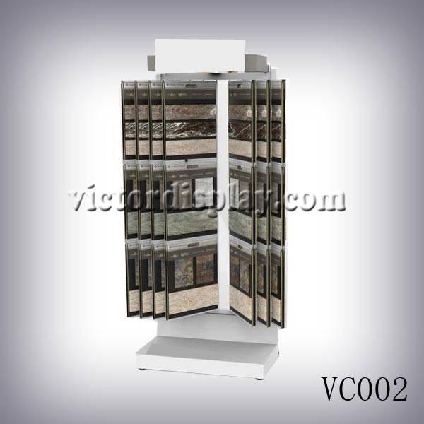 Tile display rack,ceramic tiles rack VC