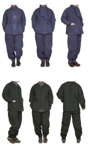 Korean & Asian Oriental Meditation Yoga Clothes, Hanbok
