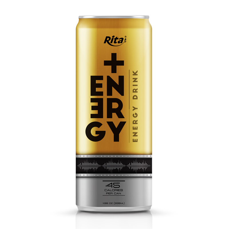 320ml Canned Wholesale Private Label Energy Drink | Energy Drinks
