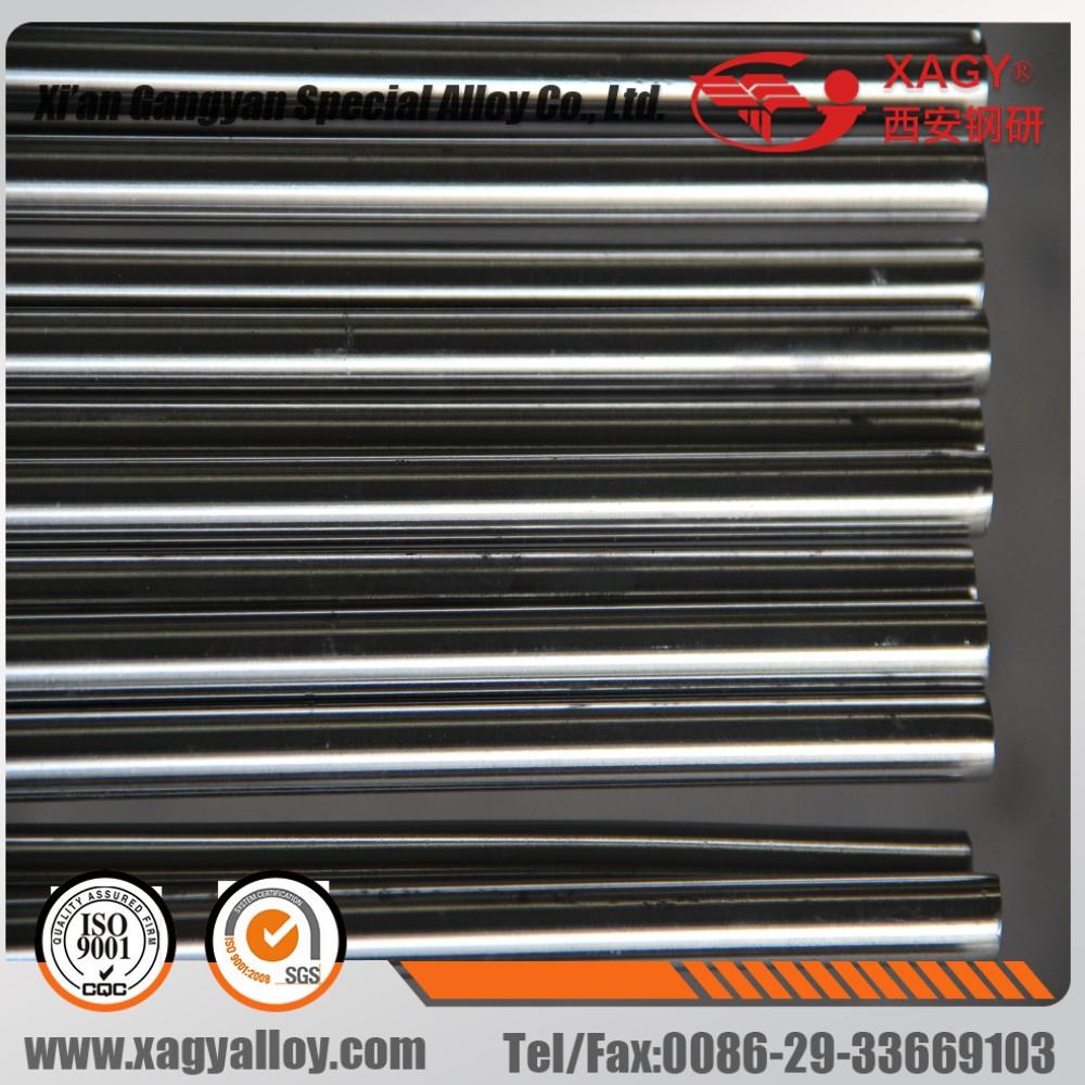 Fe-Ni soft magnetic alloy supermalloy Ni80Mo5 1J85