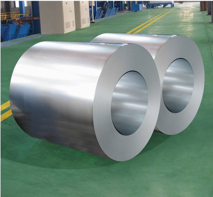 Factory hot dipped galvanized steel coil price