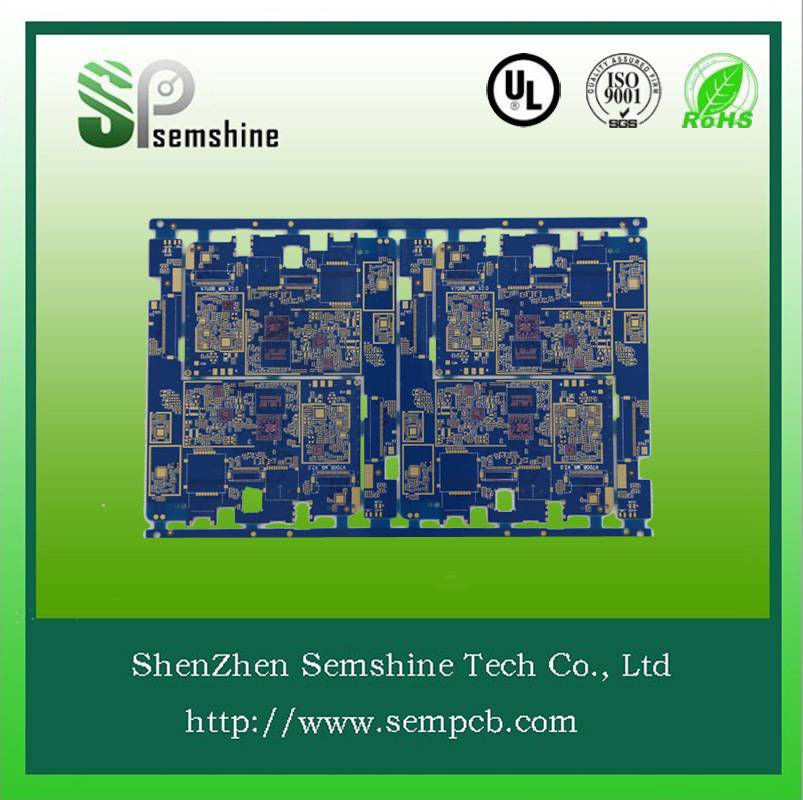 High quality 4 layer cctv board camera pcb