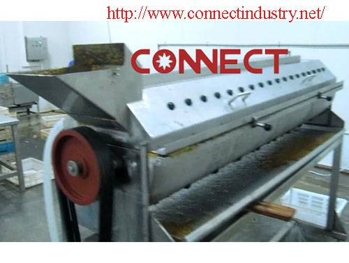 CONNECT Poultry Processing Equipment/By-Products handling/Gizzard Processor