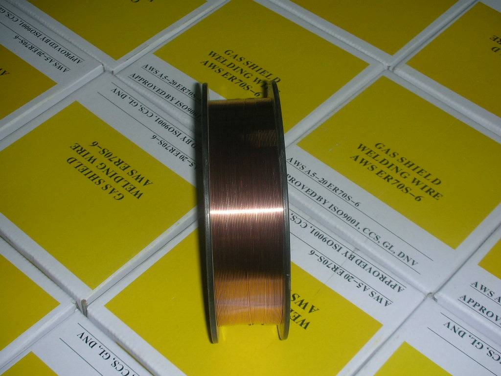 AWS ER70S-6 Coppered Coated  Wire
