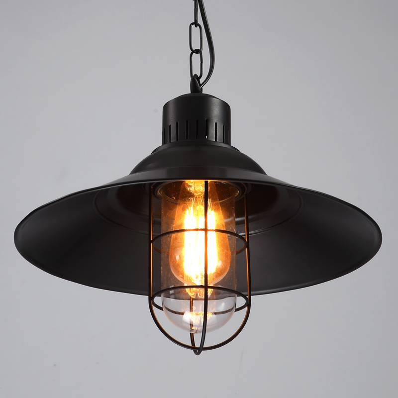 Best price traditional pendant light industrial antique pendant light with Edition Bulb vintage pend