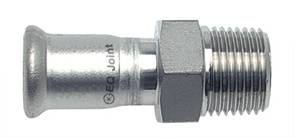 STS EQ JOINT AS(M) Adapter socket (male)