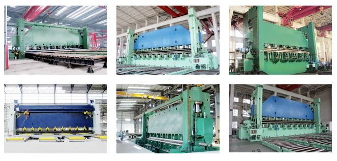 Sheet steel plate rolling machine/plate bending machine