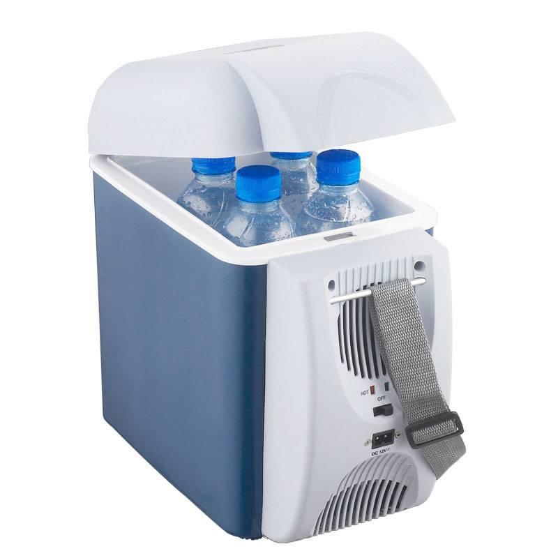 Cooler or Warmer 12V 7L 107C Mini Car Refrigerator /Car Small Refrigerator Dual-Use Refrigerator Ins