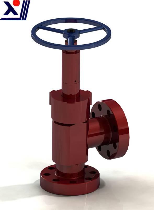 (JLK52/70) adjustable choke valve API 6A