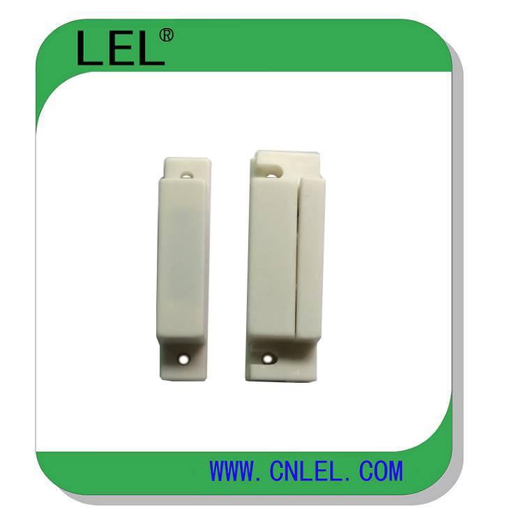 Door/window magnetic contact sensor