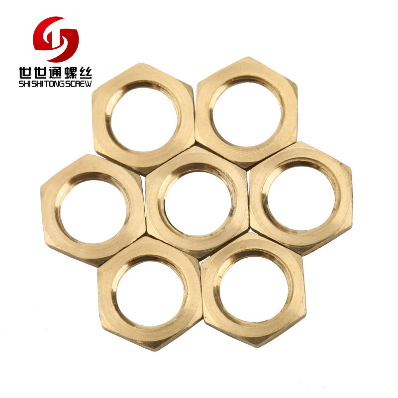 New Product Quality Assurance Fashionable Hexagon Weld Brass Insert Machine Hex Nut