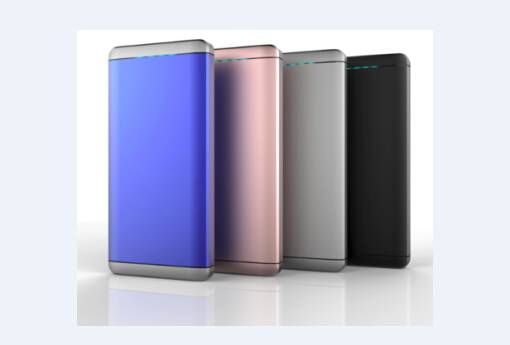 New technology Type -C input and output mobile phone power bank