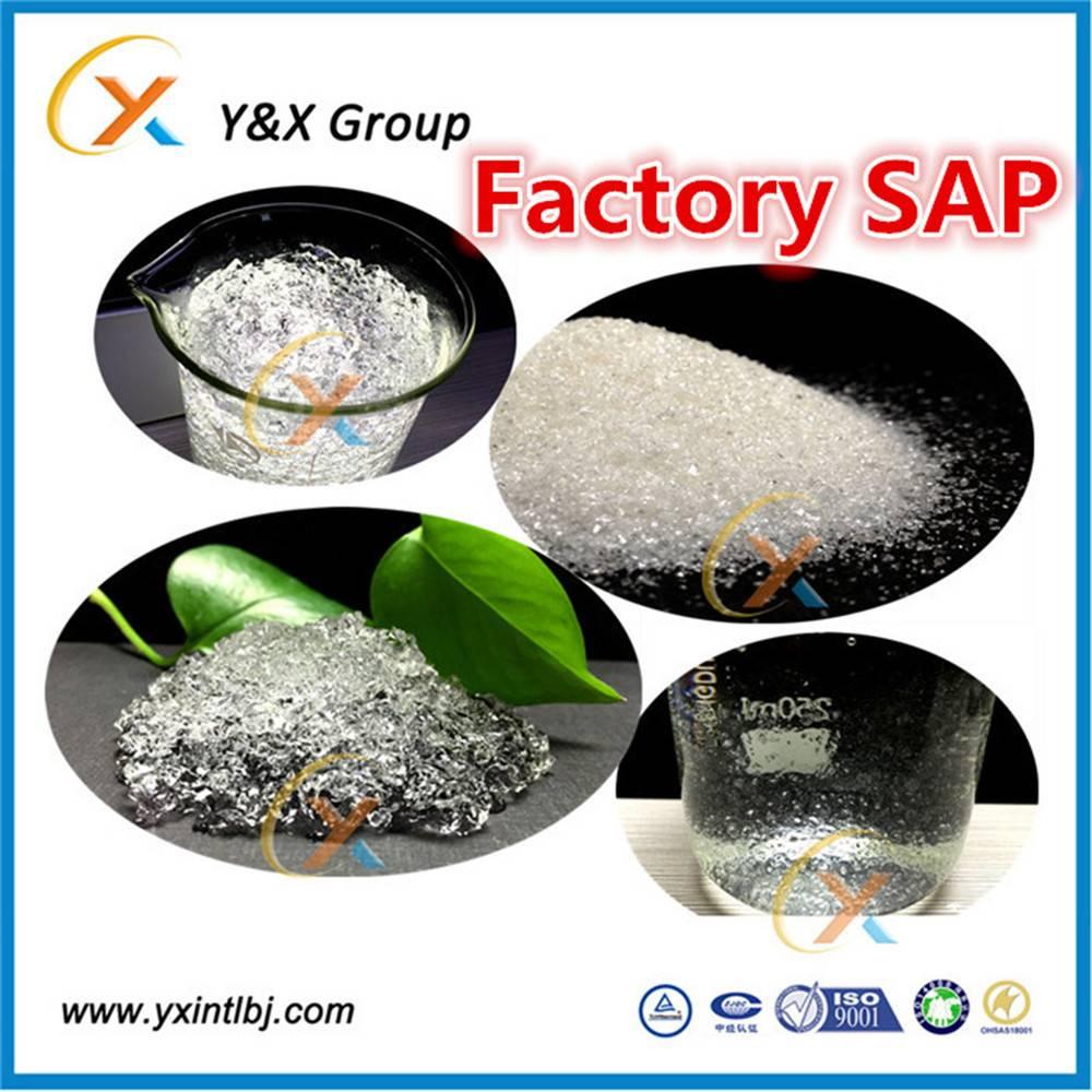 agriculture super absorbent polymer