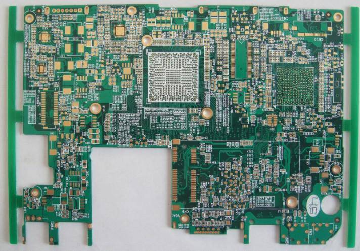 1.6mm thickness 6 Layer industrial computer mother board PCB