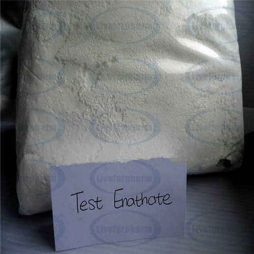 Anabolic Male sex hormone Testosterone Enanthate CAS 315-37-7