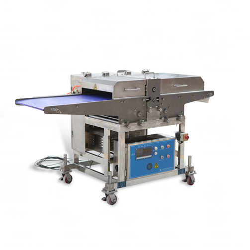 Meat Strip Cutting Machine