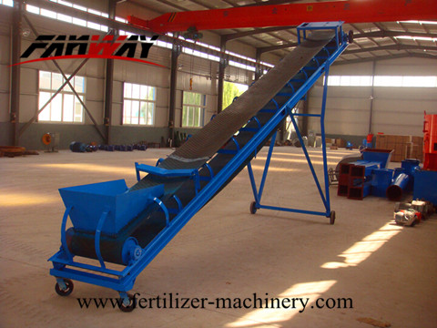 Widely Used Fertilizer Conveyor Belt