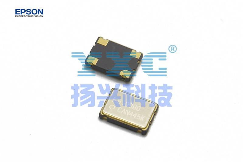 8MHZ  SG7050CAN 50PPM  Quartz Crystal Oscillator  8.000mhz EPSON