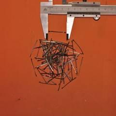 Dumb-bell steel fiber