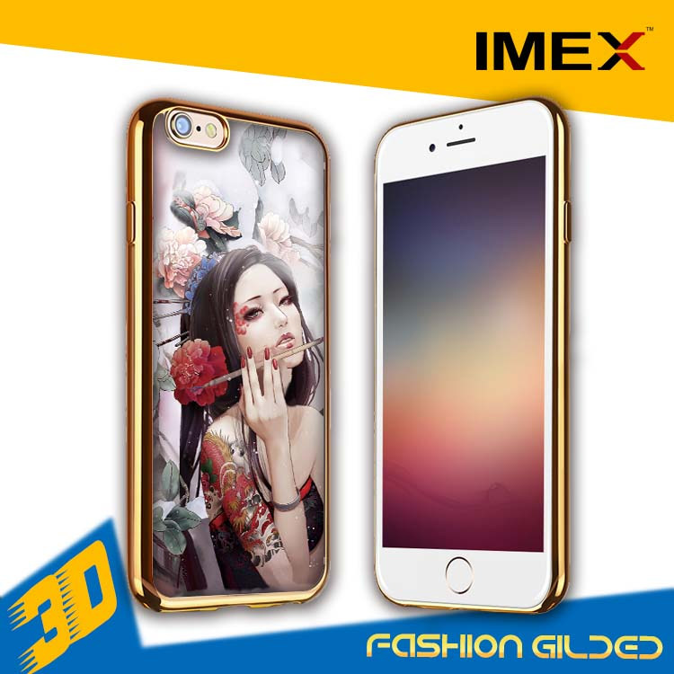 2017 3D phone case factory supply flip case for iphone 7 Case for other mobile phone