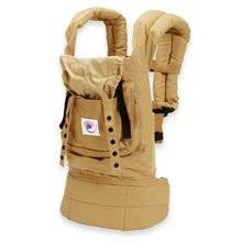 Ergo Baby BC5S Camel Baby Carrier with Camel Lining
