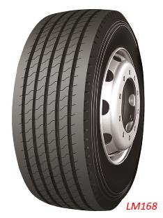 Chinese Radial Long March Trailer Position Truck Tire (LM168)