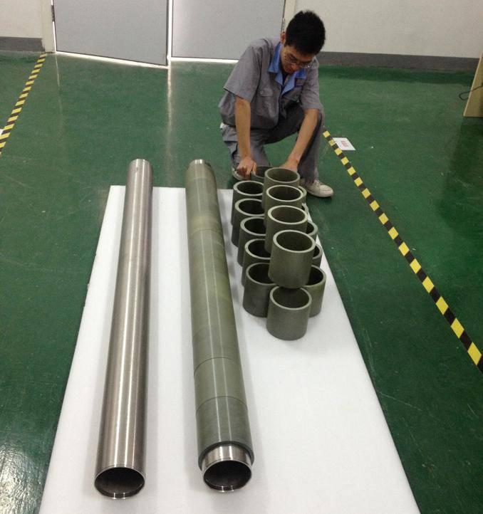 AZO(ZnO/Al2O3) Ceramic rotary target