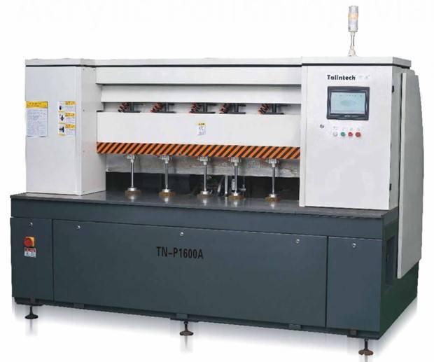 1600mm Length Angle Acrylic Polishing Machine TN-P1600
