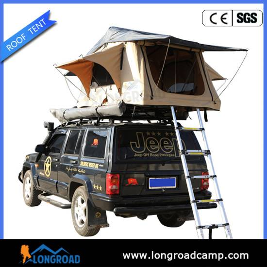 Waterproof Canvas Roof Top Tent