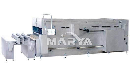 Model 600 series high speed glass bottle I.V. Infusion Production Line