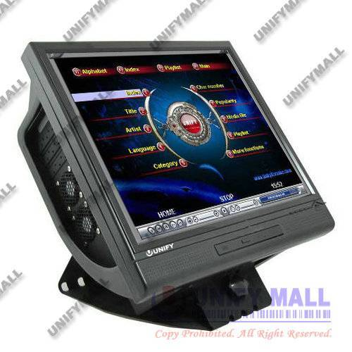 Desktop All-in-one Business Karaoke Player