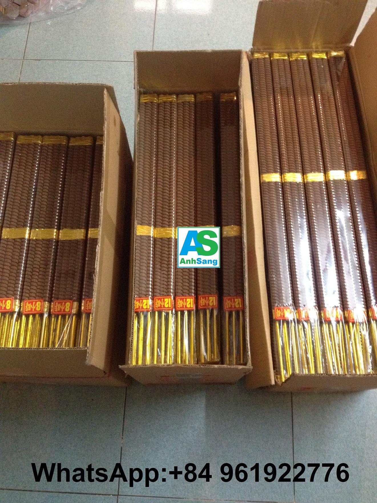 Huge incense stick ( Burning time 8 hour, 12 hour, 24 hour)