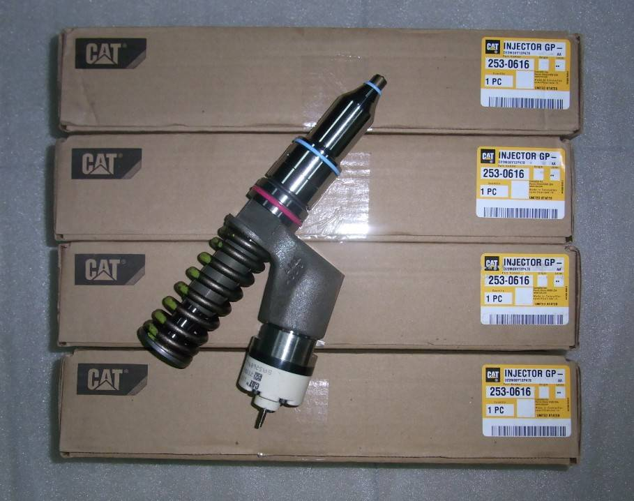 Genuine CAT 253-0616 INJECTOR GP Fuel Injector Parts for Caterpillar Diesel Engine